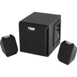 NGS Enceintes 2.1 36 W RMS avec lecteur MP3 intégré SD/USB Cosmos-2-1