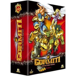 Gormiti - Saison 2 : Le Seigneur de la Nature