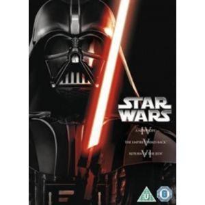 Coffret Star Wars : La Trilogie - Episodes 4 à 6