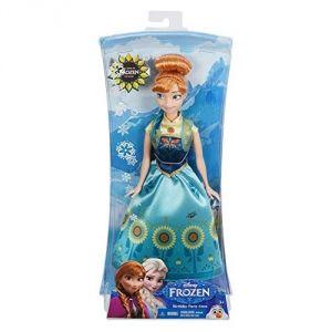 Mattel Poupée Anna une fête givrée La Reine Des Neiges