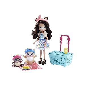 Mattel Enchantimals - Pack univers pique-nique