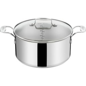 Tefal Faitout Pro Inox diam 24 cm induction H8614614