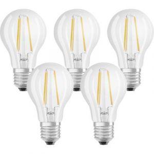 Osram Ampoule LED E27 4058075090569 forme standard 7 W = 60 W blanc chaud (Ø x L) 60 mm x 105 mm EEC: classe A++ à filam