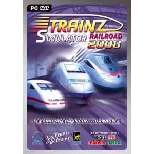 Trainz Railroad Simulator 2008 [PC]
