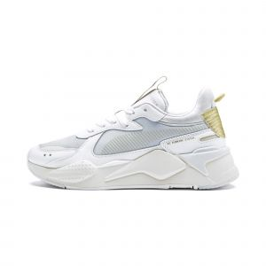 Puma Chaussures RS-X Metallic blanc - Taille 37,38,39,40
