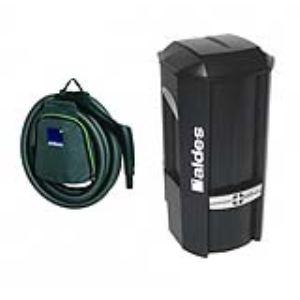 Aldes 11071102 - Aspirateur centralisé + set de nettoyage C.Power