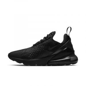 Nike W Air Max 270, Chaussures de Fitness Femme, Noir