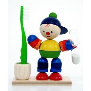 Hess-Spielzeug Sablier pour laver des dents Lucas