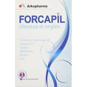 Arkopharma Forcapil - 60 gélules