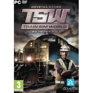 Train Sim World : CSX Heavy Haul [PC]