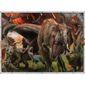 Ravensburger 10915 - Jurassic World - Fallen Kingdom, Puzzle XXL 100 Pièces
