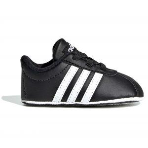 Adidas Chaussures enfant VL Court 20 Noir - Taille 18,19,20