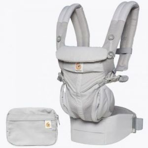 Ergobaby 360 Collection Cool Air Mesh - Pearl Grey
