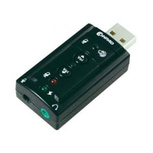 Conrad Carte son USB 7.1