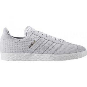 Adidas Gazelle Grise Et Or Tennis Homme
