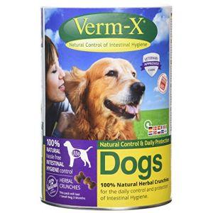 Verm-X Friandises antiparasitaires pour chien