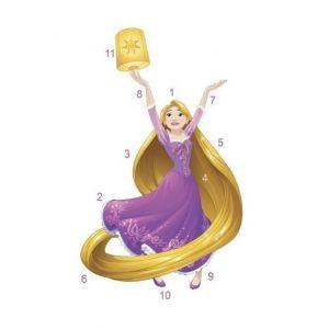 ROOMMATES Stickers Disney Princesse Raiponce repositionnables à vie