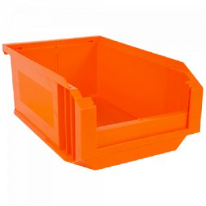 Novap Bac à bec 23L - orange fluo,
