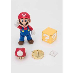 Bandai Set figurine Super Mario Bros 10 cm - S.H. Figarts