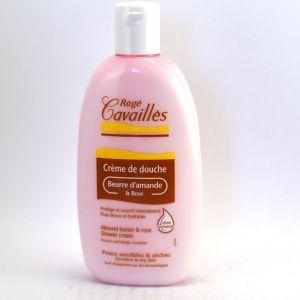 Rogé Cavaillès Crème de douche au beurre d'amande & rose