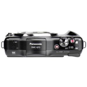 Panasonic Lumix DMC-GF3 (Boitier nu)