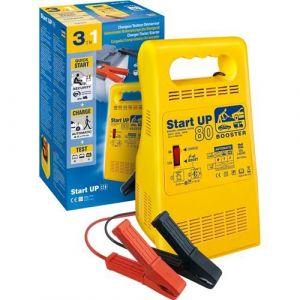 GYS Chargeur automatique, Testeur de batterie auto, Système de démarrage rapide 024922 12 V