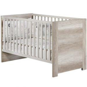 Sauthon Emmy - Lit bébé évolutif Little Big Bed 70 x 140 cm