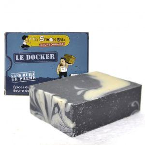 La savonnerie bourbonnaise Savon Le Docker - 100g