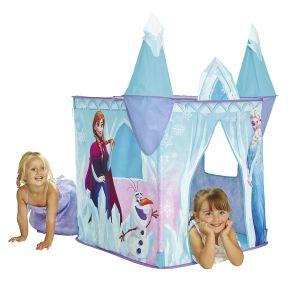 Worlds Apart Tente de jeux Château La Reine des neiges