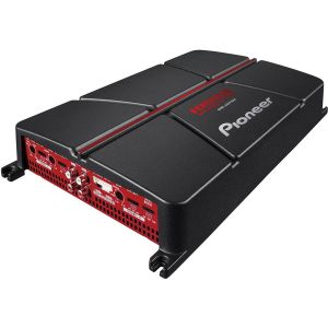 Pioneer GM-A6704 - Amplificateur pontable à 4 canaux (1000 W)