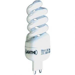 LightMe Ampoule à économie d'énergie 9W-G9 Megaman