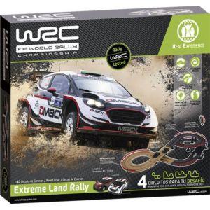 Denver Electronics Circuit de course Extrême Land Rally 4.5 mètres + 2 voitures