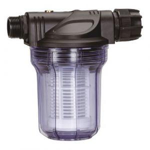 Gardena Filtre anti sable 3000 l/h de : filtre efficace pour les pompes de jardin et les stations de pompage, avec élément filtrant (1731-20)