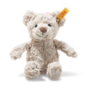 Steiff Honey Teddy Ours en peluche Friend doux, 16 cm