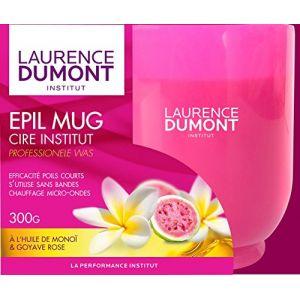 Laurence Dumont Pot de cire Epil Mug goyave et rose