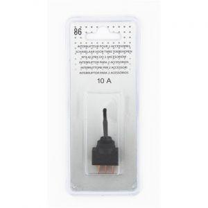 Interrupteur pour 2 accessoires 10 A