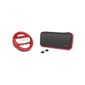 Speed Link SPEEDLINK Housse de rangement + volant pour nous Nintendo Switch