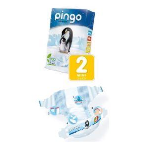 pingo Couche taille 2 Mini (3-6 kg) - paquet de 62