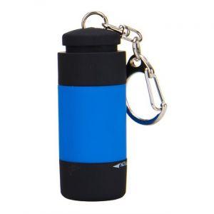 Lampe torche USB LED bleue foncée