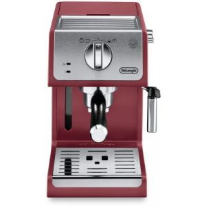 Delonghi Machine à expresso ECP33.21.R Rouge