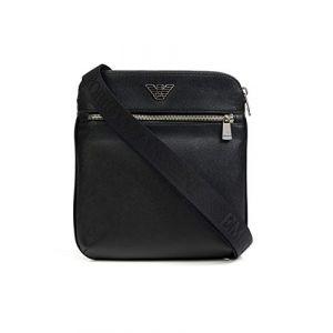 Emporio Armani Business Logo Homme Cross Body Bag Noir
