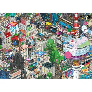 Heye Puzzle 1000 Pièces : Berlin