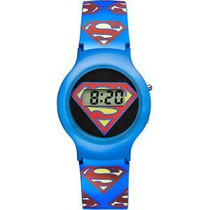 Warner SM-01 - Montre pour enfant Superman