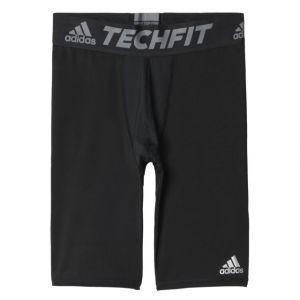 Adidas Collant court Techfit Base - Couleur Black - Taille S|M|L|XL