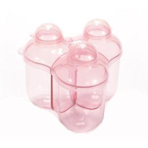 Difrax Boite doseuse à lait 3 compartiments