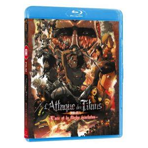 L'Attaque des Titans - Film 1 : L'Arc et la Flèche écarlate - Edition [Blu-Ray]