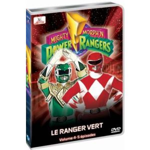 Power Rangers : Mighty Morphin' - Volume 4