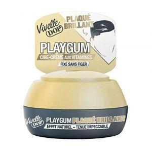 Vivelle Dop Playgum plaqué brillant - Cire-crème aux vitamines