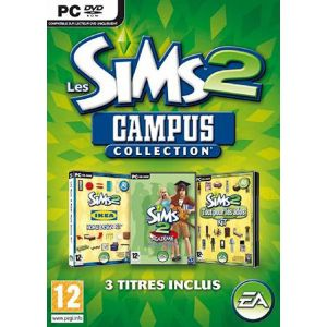 Sims 2 university life collection [PC]