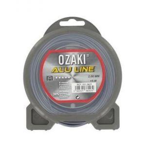Fil nylon OZAKI pour désherbeuse, débroussailleuse 1512421